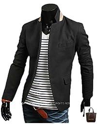 (アーバンセレクト) Urban Select テーラードジャケット メンズ 七分丈 ジャケット ネイビー  春 秋 チェック 迷彩 AI-1711(エコバッグセット)