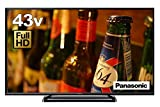 パナソニック 43V型 液晶 テレビ VIERA TH-43E300 フルハイビジョン
