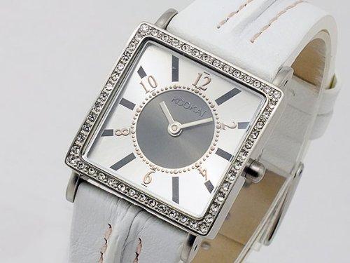 クーカイ KOOKAI クオーツ レディース 腕時計 1617-0002 腕時計 海外インポート品 クーカイ mirai1-280735-ak [並行輸入品] [簡易パッケージ品]