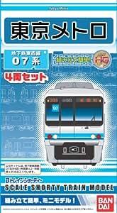 Bトレインショーティー 東京メトロ07系 東西線 プラモデル