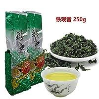 中国ウーロン茶 250g (0.55LB) 新しいお茶緑茶グリーンティー健康茶グリーンフード Chinese tea Oolong tea Tieguanyin tea Green tea Healthy tea
