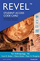 REVEL for Anthropology - Access Card (14th Edition) [並行輸入品]
