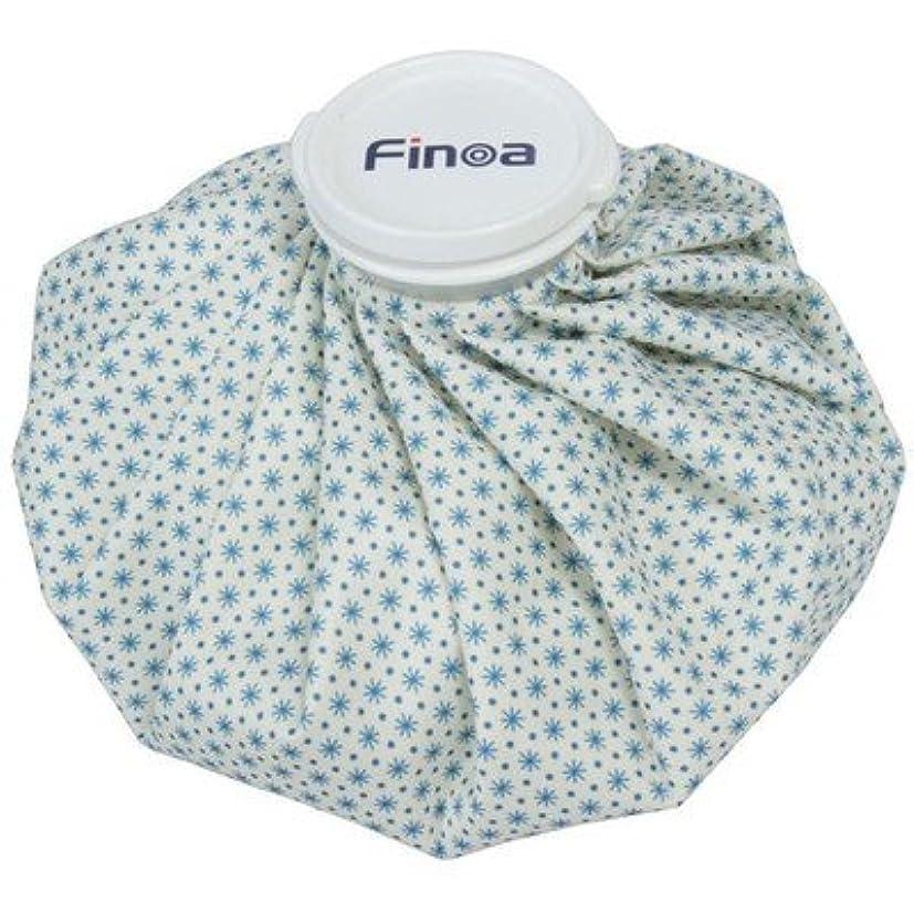 サバント公然と医薬Finoa(フィノア) アイスバッグ スノー(氷のう) Lサイズ 10503[通販用梱包品]