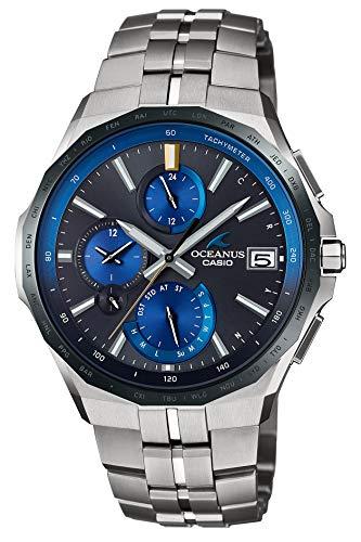 [カシオ]CASIO 腕時計 オシアナス Manta Bluetooth 搭載 電波ソーラー OCW-S5000E-1AJF メンズ