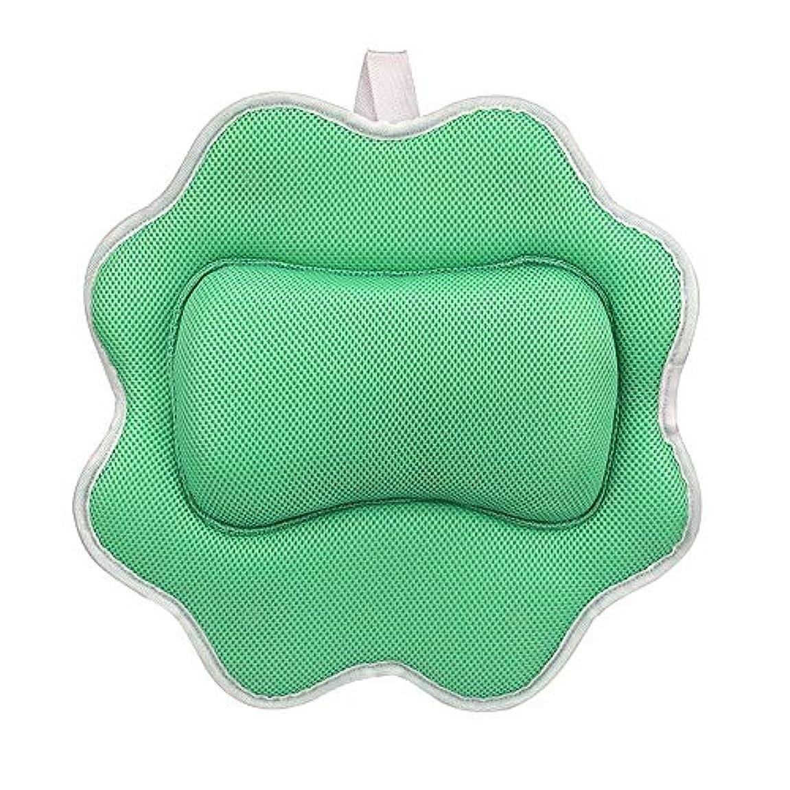レベル感覚計画サンフラワーバスピロースパマッサージ枕用アップグレード5 dエアーメッシュ技術あなたの肌と首を保護、洗濯機で洗えます