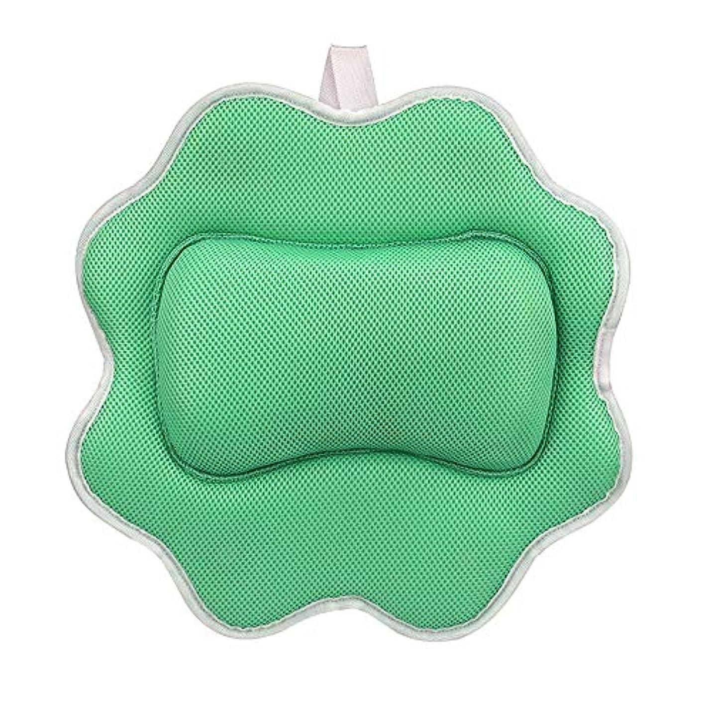 大佐アシュリータファーマンしなければならないサンフラワーバスピロースパマッサージ枕用アップグレード5 dエアーメッシュ技術あなたの肌と首を保護、洗濯機で洗えます