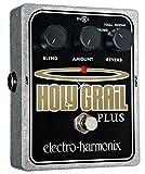 electro-harmonix エレクトロハーモニクス エフェクター デジタルリバーブ Holy Grail Plus 【国内正規品】