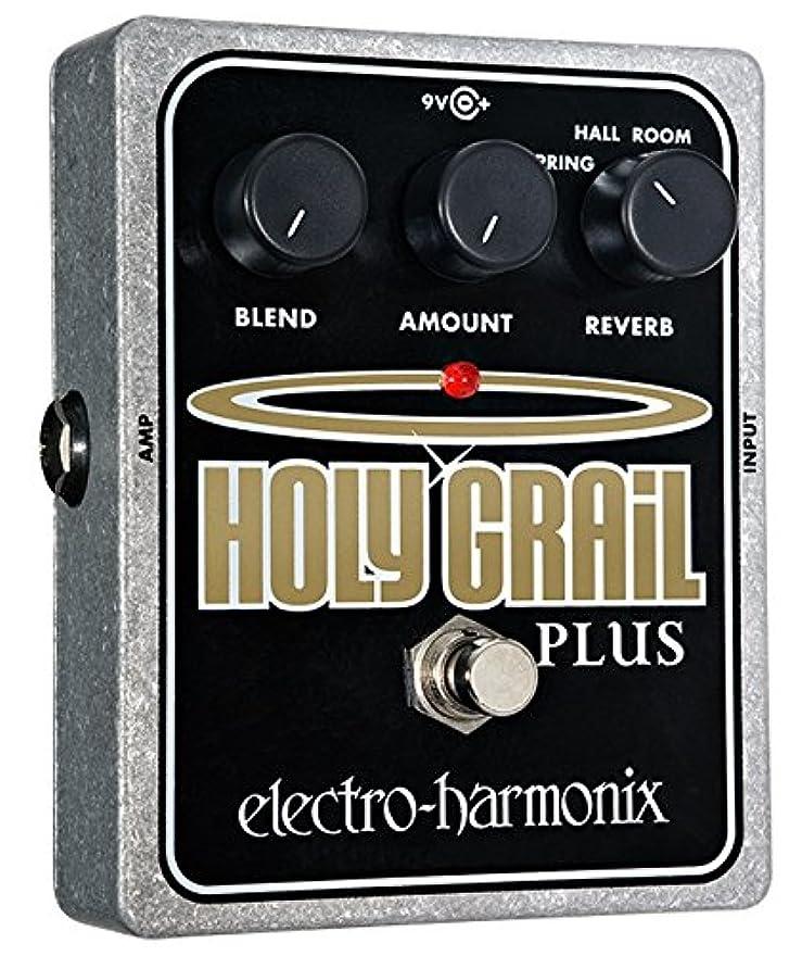 雑品うまくやる()カレンダーelectro-harmonix エレクトロハーモニクス エフェクター デジタルリバーブ Holy Grail Plus 【国内正規品】
