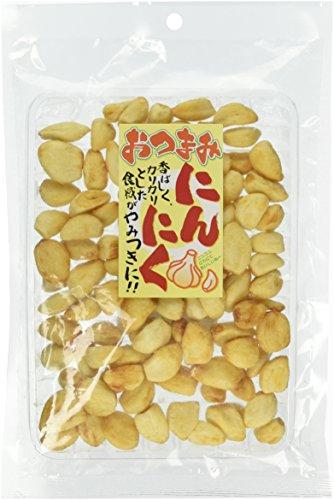 上野珍味 揚にんにく 110g