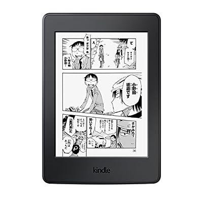 Kindle Paperwhite マンガモデル、電子書籍リーダー、Wi-Fi 、32GB、ブラック