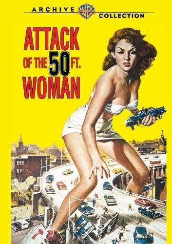 Attack of the 50 Ft. Woman (1958) by Allison Hayes