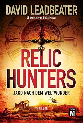 [画像:Relic Hunters - Jagd nach dem Weltwunder]