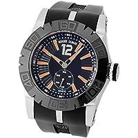 [ロジェデュブイ] ROGER DUBUIS 腕時計 ニューイージーダイバー46mm トリロジー 世界88本限定モデル [中古品] [並行輸入品]