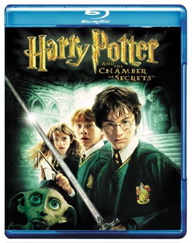 ハリー・ポッターと秘密の部屋 [Blu-ray]の詳細を見る