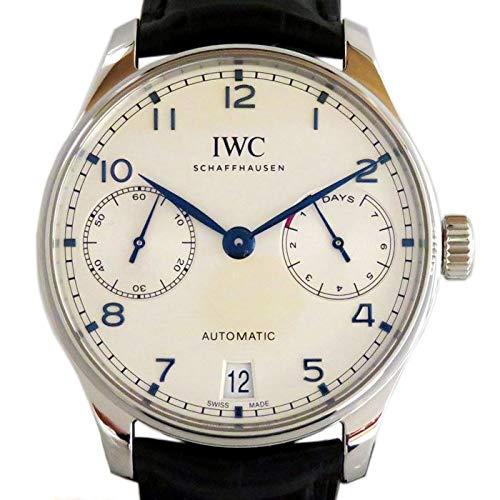 IWC IWC ポルトギーゼ 7デイズ IW500705 新...