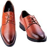 [猛烈な愛] ビジネスシューズ メンズ 革靴 就活 靴 紳士靴 冠婚葬祭 通勤 普段 軽量 防水 通気性 黒 ブラウン 24.5cm-28cm