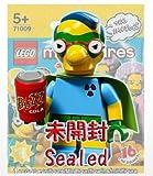 未開封SM2-6 |100%NEW LEGO 71009 レゴ(R) ミニフィギュア ザ・シンプソンズ 第2弾 『フォール・アウト・ボーイの格好をしたミルハウス』 (71009 LEGO Minifigures The Simpsons Series2