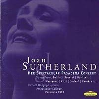 Pasadena Concert: Joan Sutherland