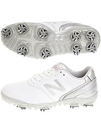 ニューバランス New Balance シューズ ゴルフ シューズ レディス ホワイト/シルバー 25.5cm