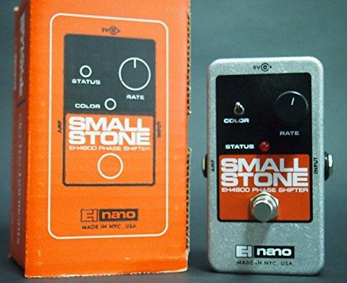 Electro-Harmonix Nano Small Stone フェイザー [並行輸入品]