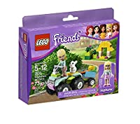 LEGO Friends Stephanie's Pet Patrol 3935 [並行輸入品]