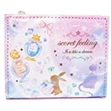 シークレットフィーリング[ジュニアウォレット]2つ折り財布 クラックス おしゃれ かわいい グッズ 通販