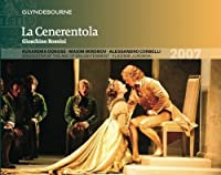 Rossini: La Cenerentola by Ruxandra Donose (2013-07-30)