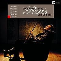 巴里の誘惑~20世紀フランスのフルート音楽