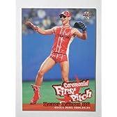 BBM2006「2nd」★始球式カード★№764.レイザーラモンHG/お笑い芸人 ≪ベースボールカード≫