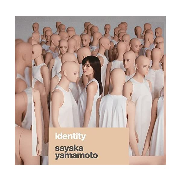identity(初回限定盤DVD付)の商品画像