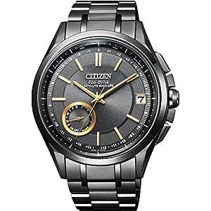 [シチズン]CITIZEN 腕時計 ATTESA アテッサ エコ・ドライブGPS衛星電波時計 F150 流通限定モデル CC3015-57X メンズ