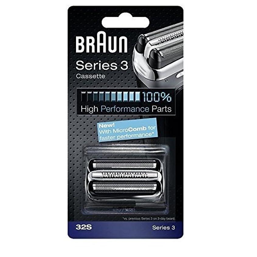 ブラウス報いる与えるBraun 32S シリーズ3コンビ 32S 置換カセット [並行輸入品]