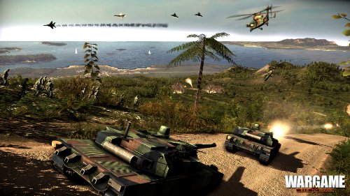 Wargame Red Dragon [オンラインコード] Focus Home Interactive