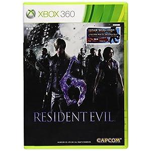 Resident Evil 6 (輸入版:アジア) - Xbox360