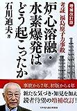 増補改訂版 考証 福島原子力事故 炉心溶融・水素爆発はどう起こったか