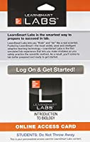 Learnsmart Labs for Introduction to Biology Access Card