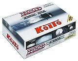 KOITO [ 小糸製作所 ] HIDホワイトビーム [ 4300K ] P35120 [ 2個入り ]
