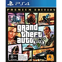 Grand Theft Auto 5 Premium Edition - PlayStation 4