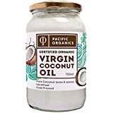 Pacific Organics Organic Virgin Coconut Oil, 700ml