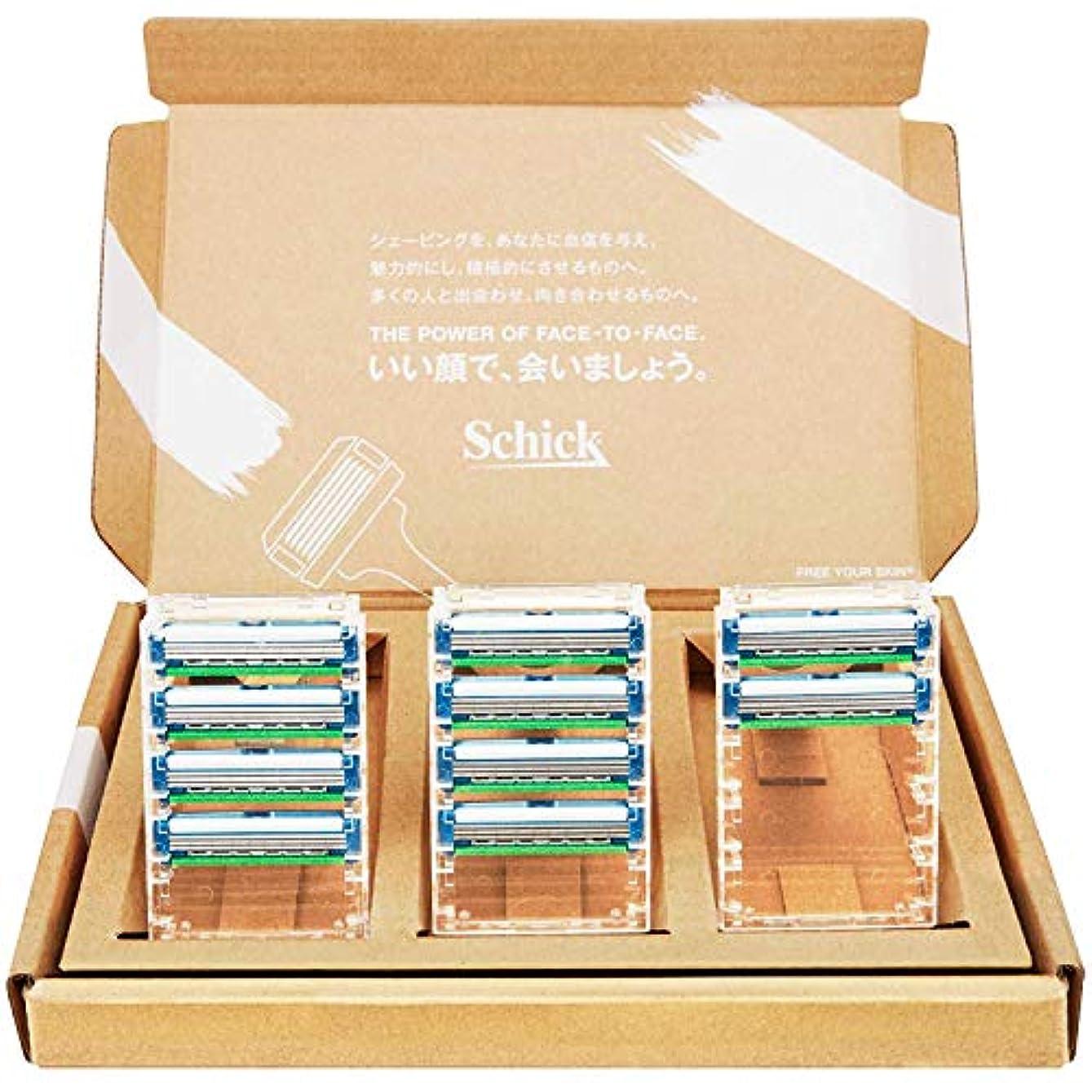 【Amazon.co.jp 限定】シック プロテクタースリー 替刃 10コ入