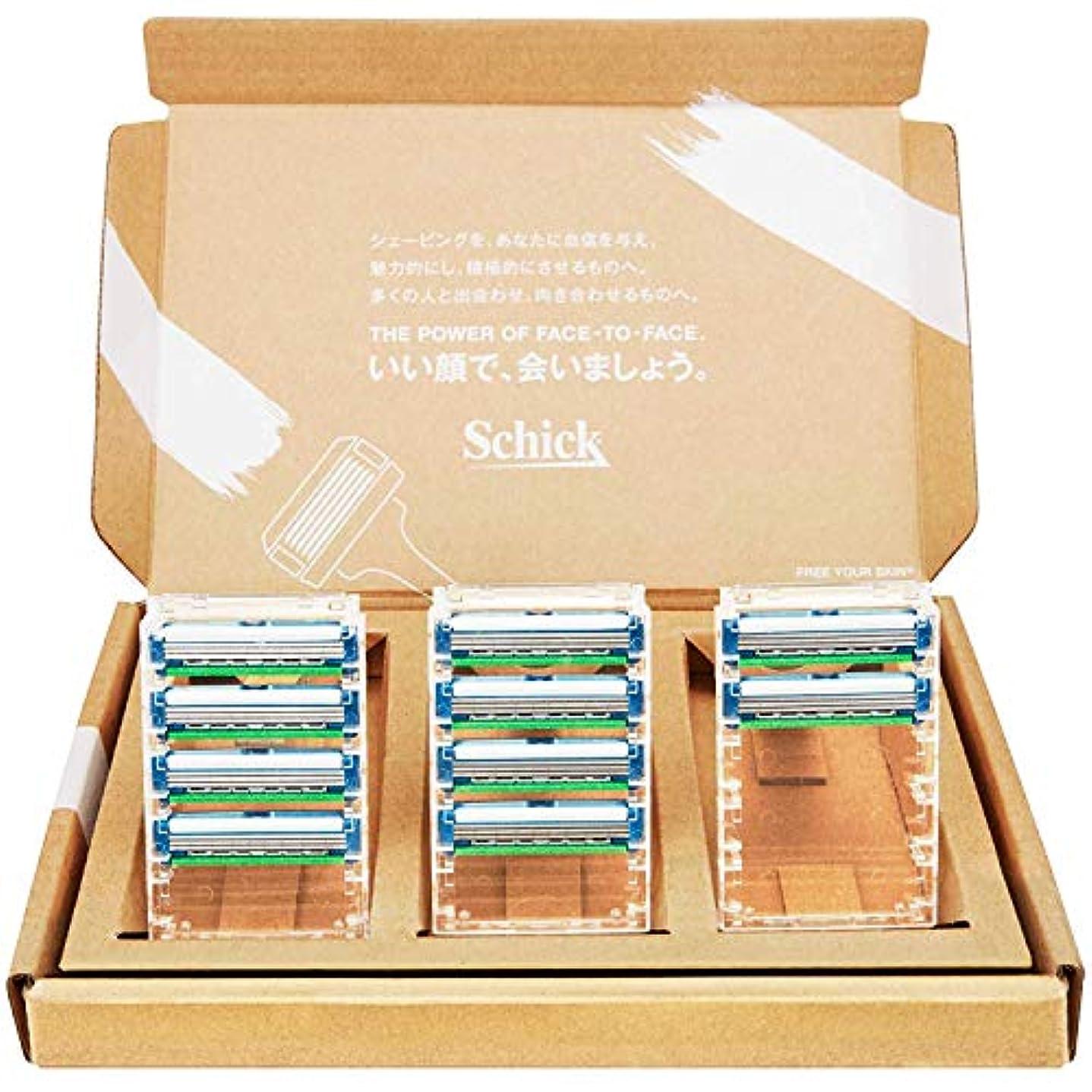 ネーピアかご定義する【Amazon.co.jp 限定】シック プロテクタースリー 替刃 10コ入