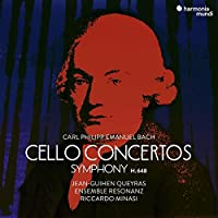 Bach: Cello Concertos