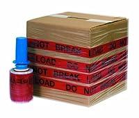 Goodwrappers GOODID5DNBL DO NOT BREAK LOAD Identity-Wrap 5 x 80 Gauge x 500' (Pack of 6) [並行輸入品]