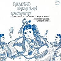 Kaccheri: Concert of South Indian Classical Music by Ramnad Krishnan (2013-11-19)