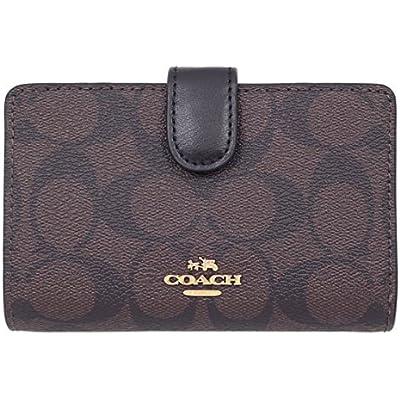 [コーチ] COACH 財布 (二つ折り財布) F23553 シグネチャー 二つ折り財布 レディース [アウトレット品] [並行輸入品]