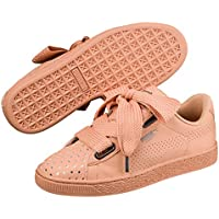 PUMA Women's Basket Heart Ath Lux WN's, Dusty Coral
