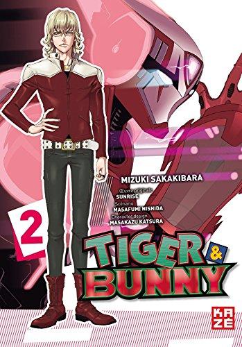 Tiger & Bunny Vol.2