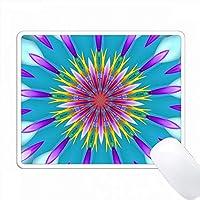 美しい万華鏡の星花 PC Mouse Pad パソコン マウスパッド