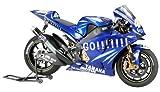 タミヤ 1/12 オートバイシリーズ No.98 ヤマハ YZR-M1 2004 No.46/No.17 プラモデル 14098