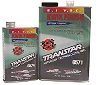 Transtar ( 6571) 2.1クリアコートKwik仕上げ–1ガロン